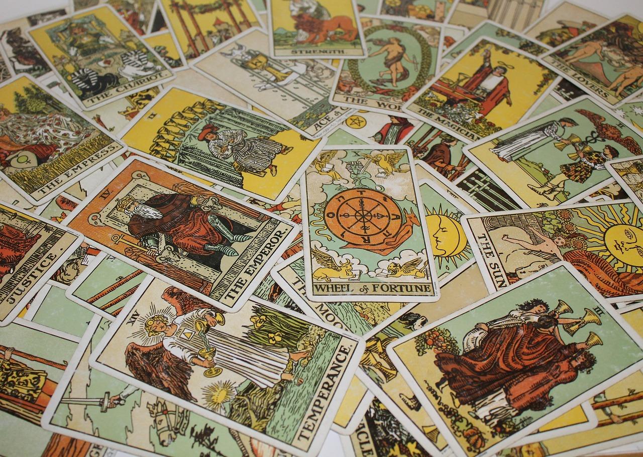 Tarot Kartenlegen am Telefon